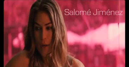 Salomé Jiménez - Videobook